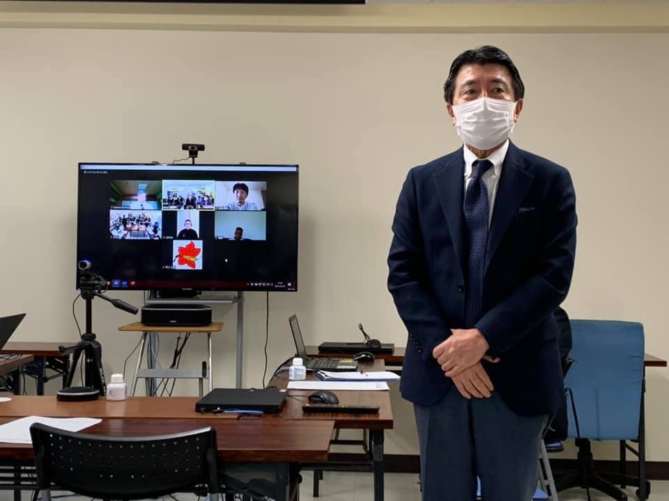 福岡県ラグビーフットボール協会 定時総会 理事会