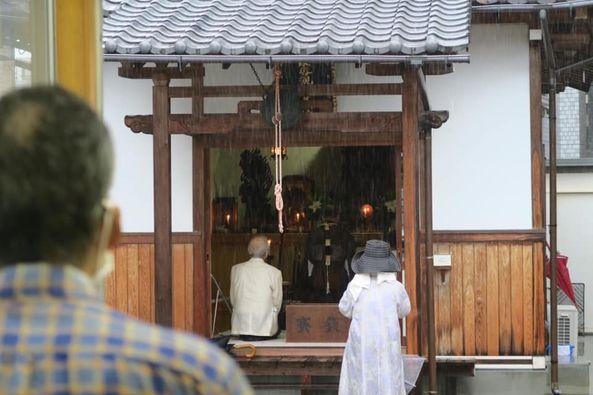 黒門 神事