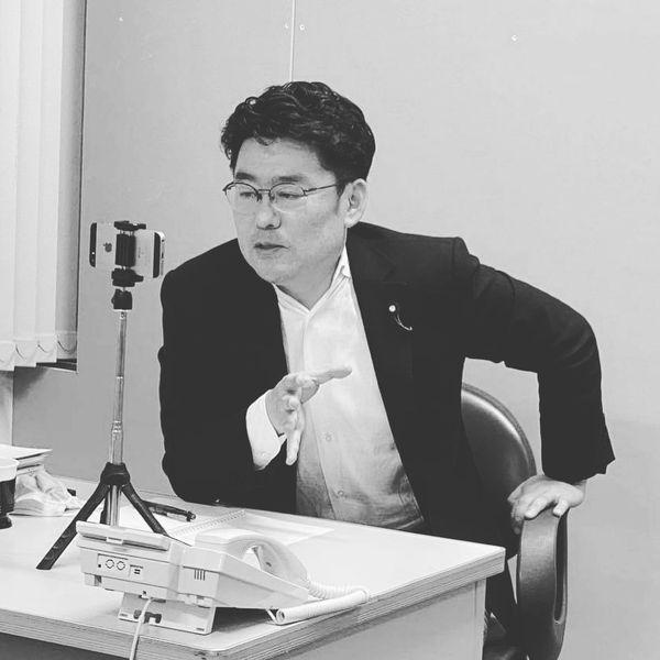 おにき誠 福大商学部 飛田ゼミの皆さんとオンライン意見交換会