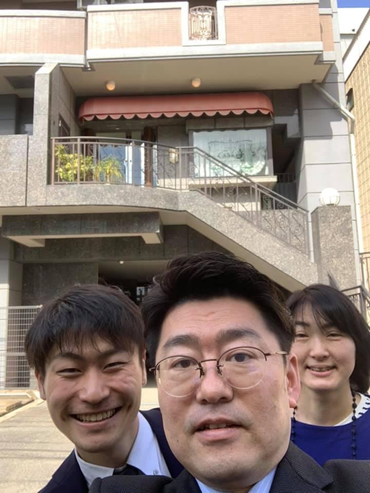 おにき誠(衆議院議員 福岡二区)  送別会